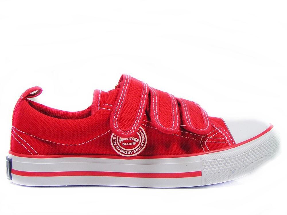 30437d85ddbc7 Obuwie dziecięce AMERICAN CLUB model AMERICAN CLUB - Czerwone ...