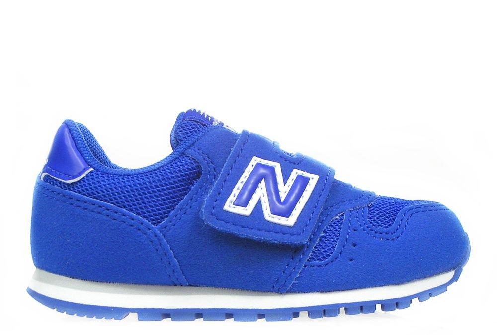 f23c82d0 Obuwie dziecięce NEW BALANCE model NEW BALANCE-Niebieskie Półbuty ...