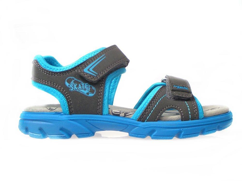 5684aff01de Obuwie dziecięce SUPERFIT model SUPERFIT-Granatowe Sandały 2-00181 ...